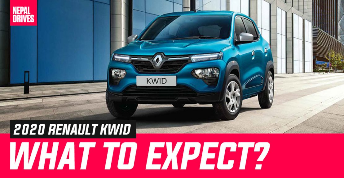 2020 Renault Kwid Features Specs Nepal Featured Image