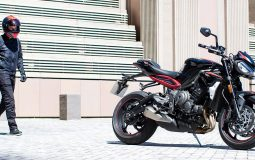 2020 Triumph Street Triple R Launched in India Featured Image
