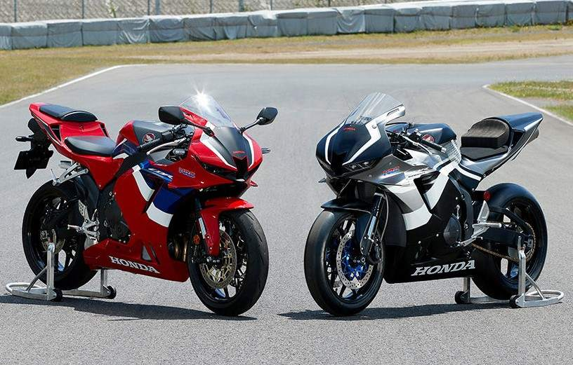 2021 Honda CBR600RR Launched In Japan 3