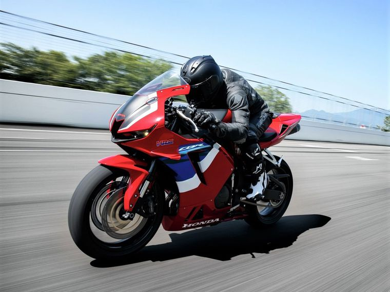2021 Honda CBR600RR Launched In Japan 4