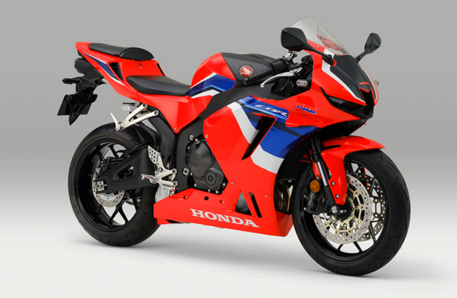 2021 Honda CBR600RR Launched In Japan 6