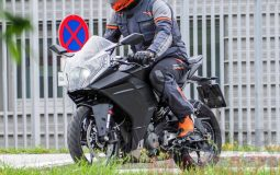 2021 KTM RC 390 Spied Featured Image