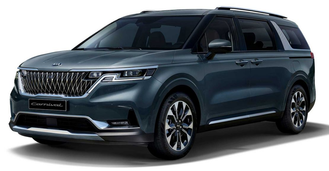 2021 Kia Carnival Fully Revealed Featured Image