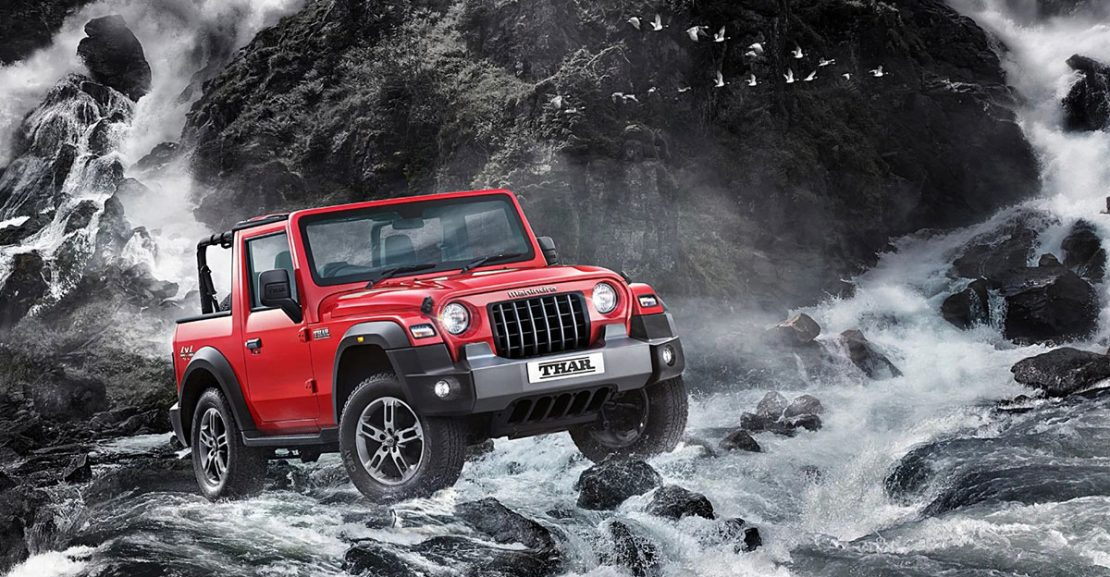 All New Next Gen Mahindra Thar Featured Image