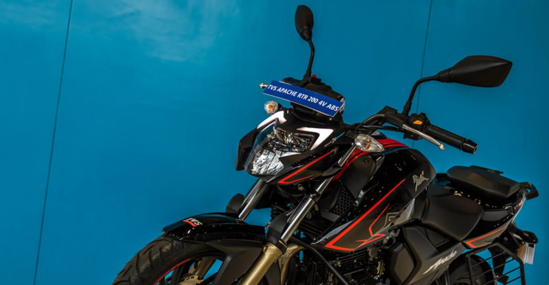 BS6 TVS Apache RTR 200 4V ABS Nepal Launch Soon Price Featured Image