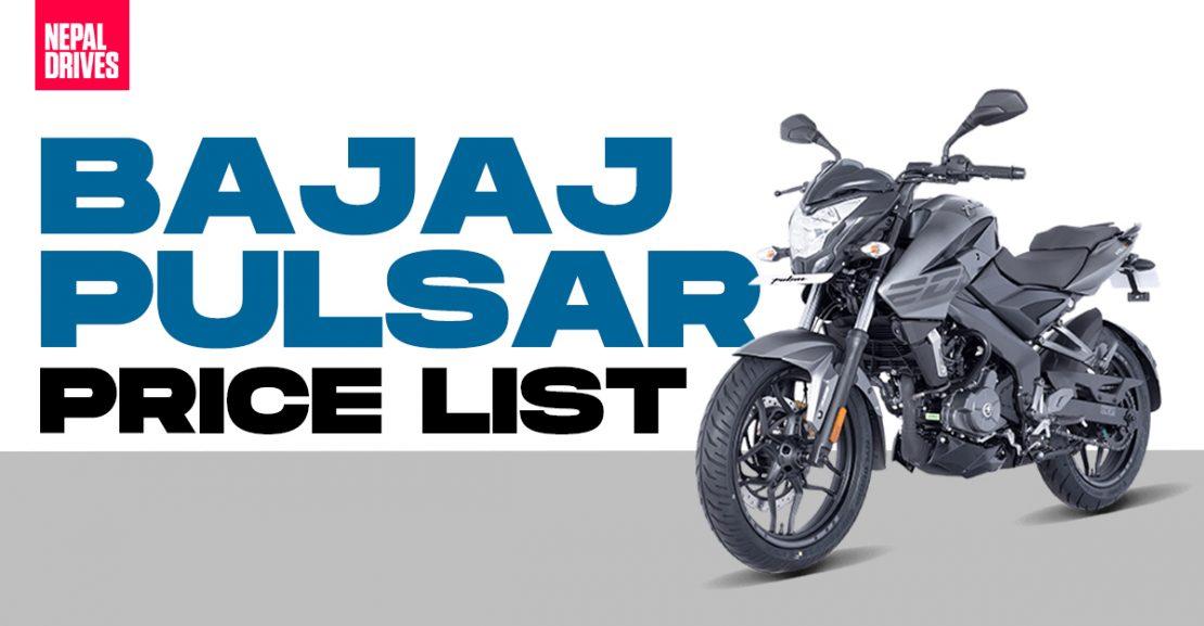 Bajaj Pulsar Price Range Nepal Featured Image