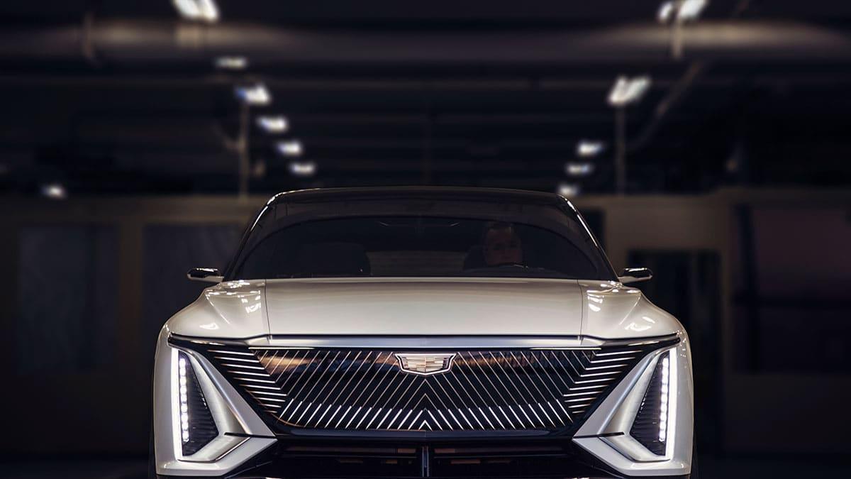 Cadillac Lyriq EV 3
