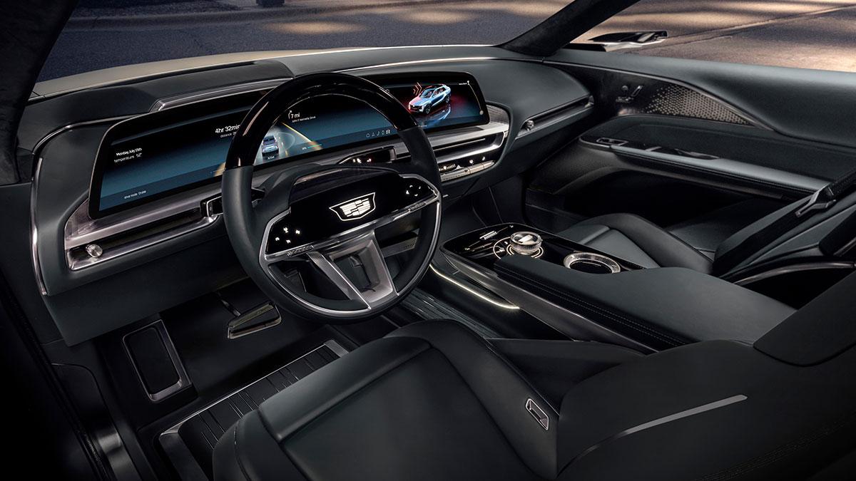 Cadillac Lyriq EV 7