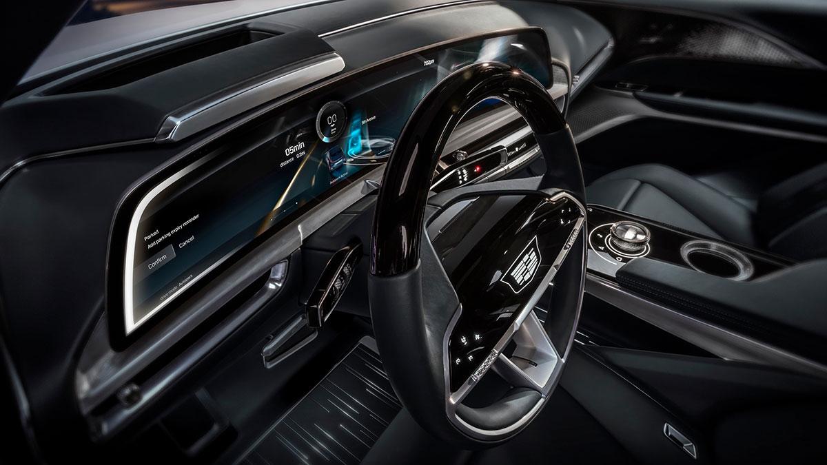 Cadillac Lyriq EV 8