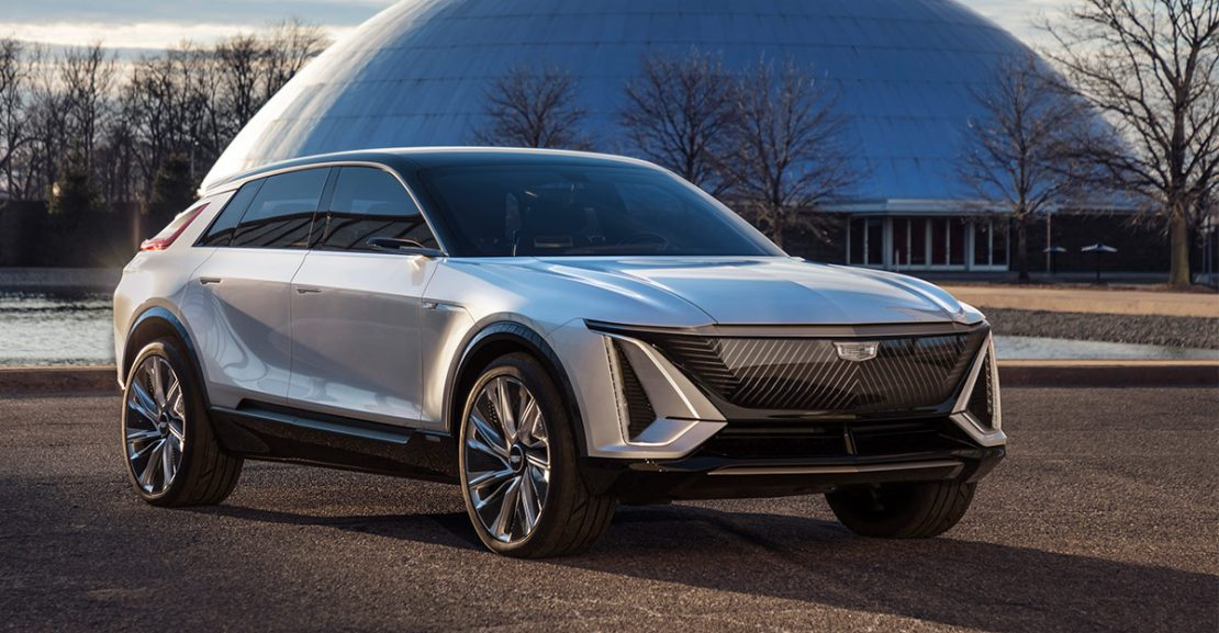 Cadillac Lyriq EV Featured Image