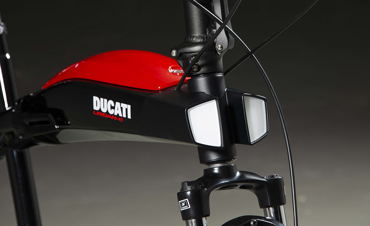 DUCATI URBAN E 6  UC180261 High