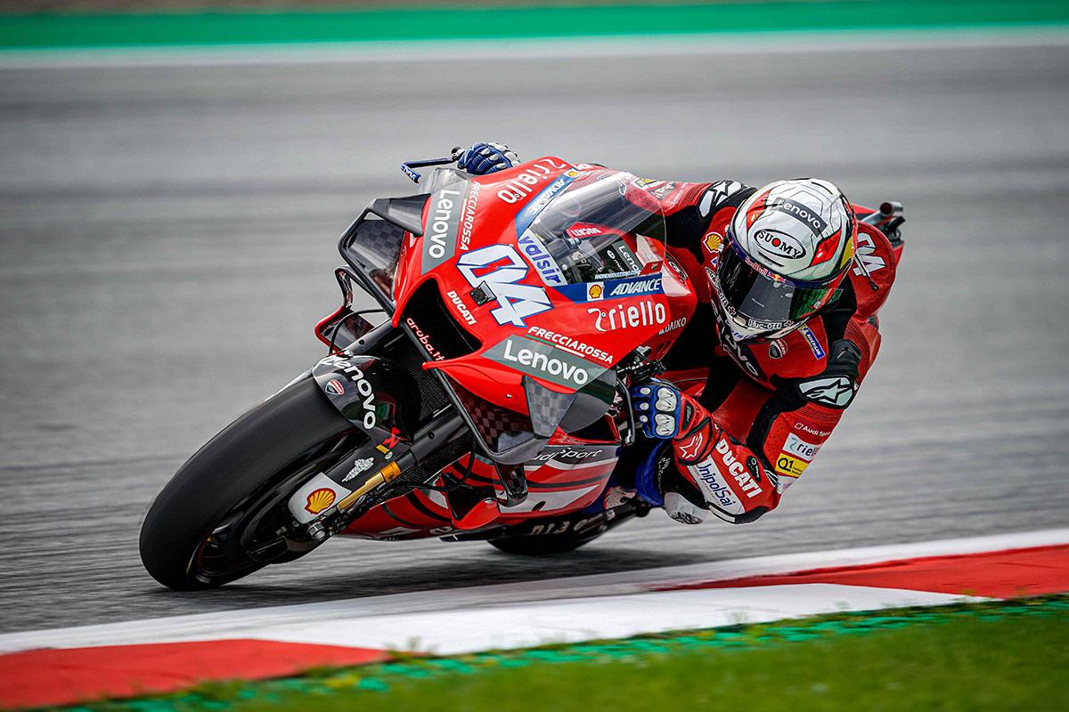 Ducati 50 MotoGP Wins Andrea Dovizioso Image1 1