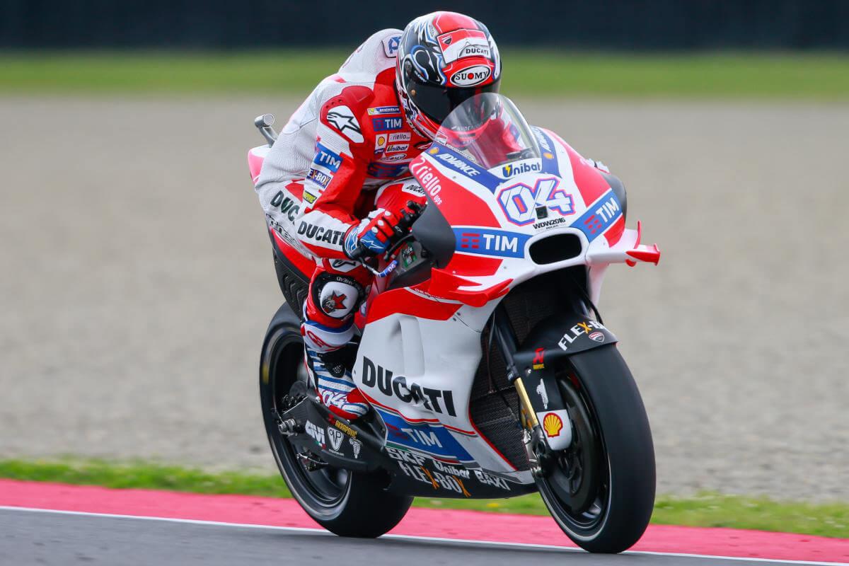 Ducati 50 MotoGP Wins Andrea Dovizioso Image2