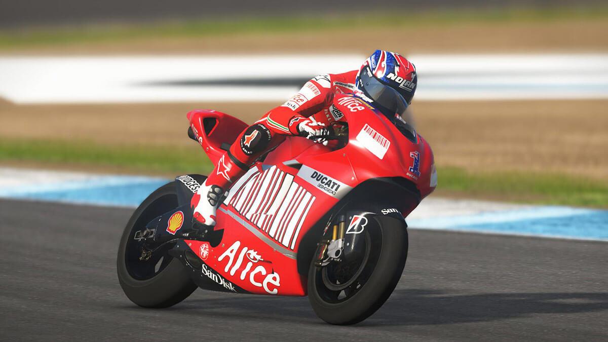 Ducati 50 MotoGP Wins Casey Stoner Image1