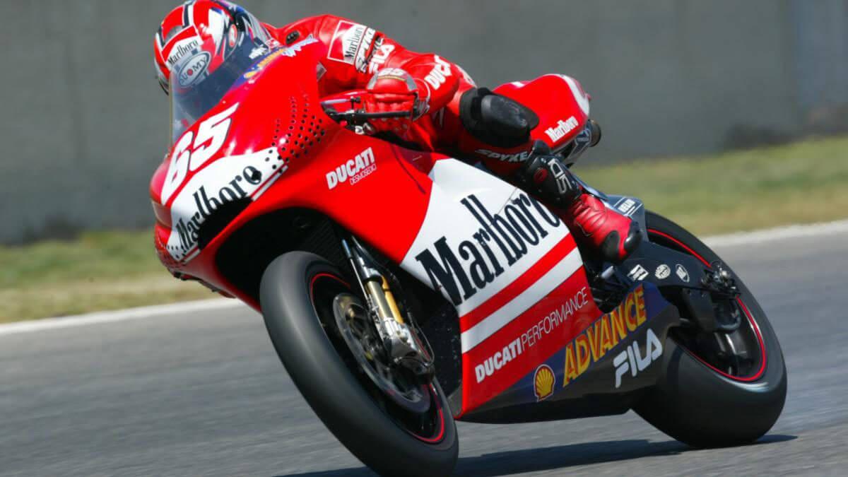 Ducati 50 MotoGP Wins Loris Capirossi Image2