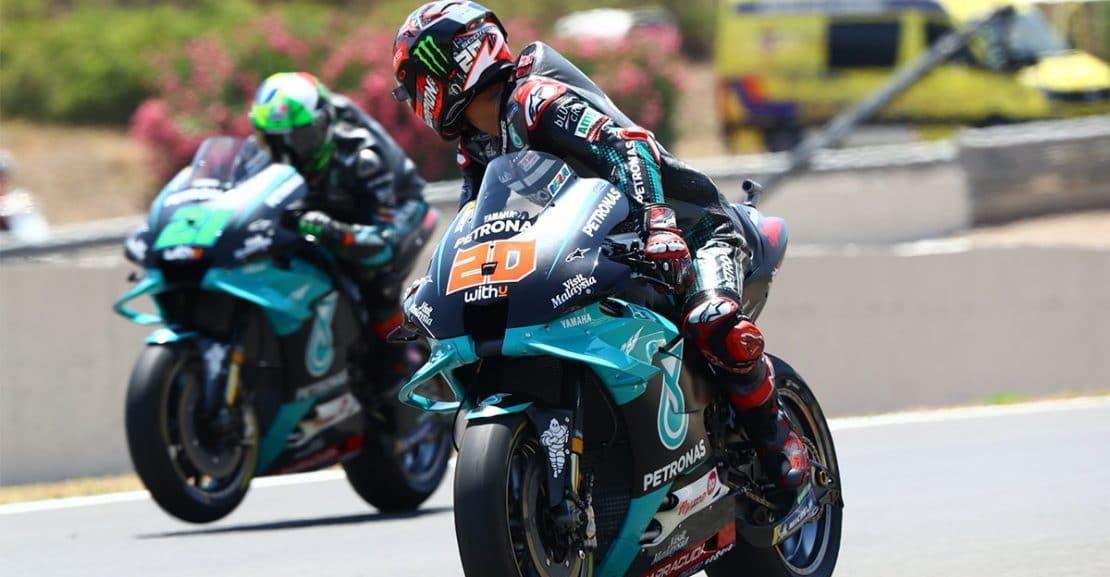 Fabio Quartararo Morbidelli Czech GP Featured Image
