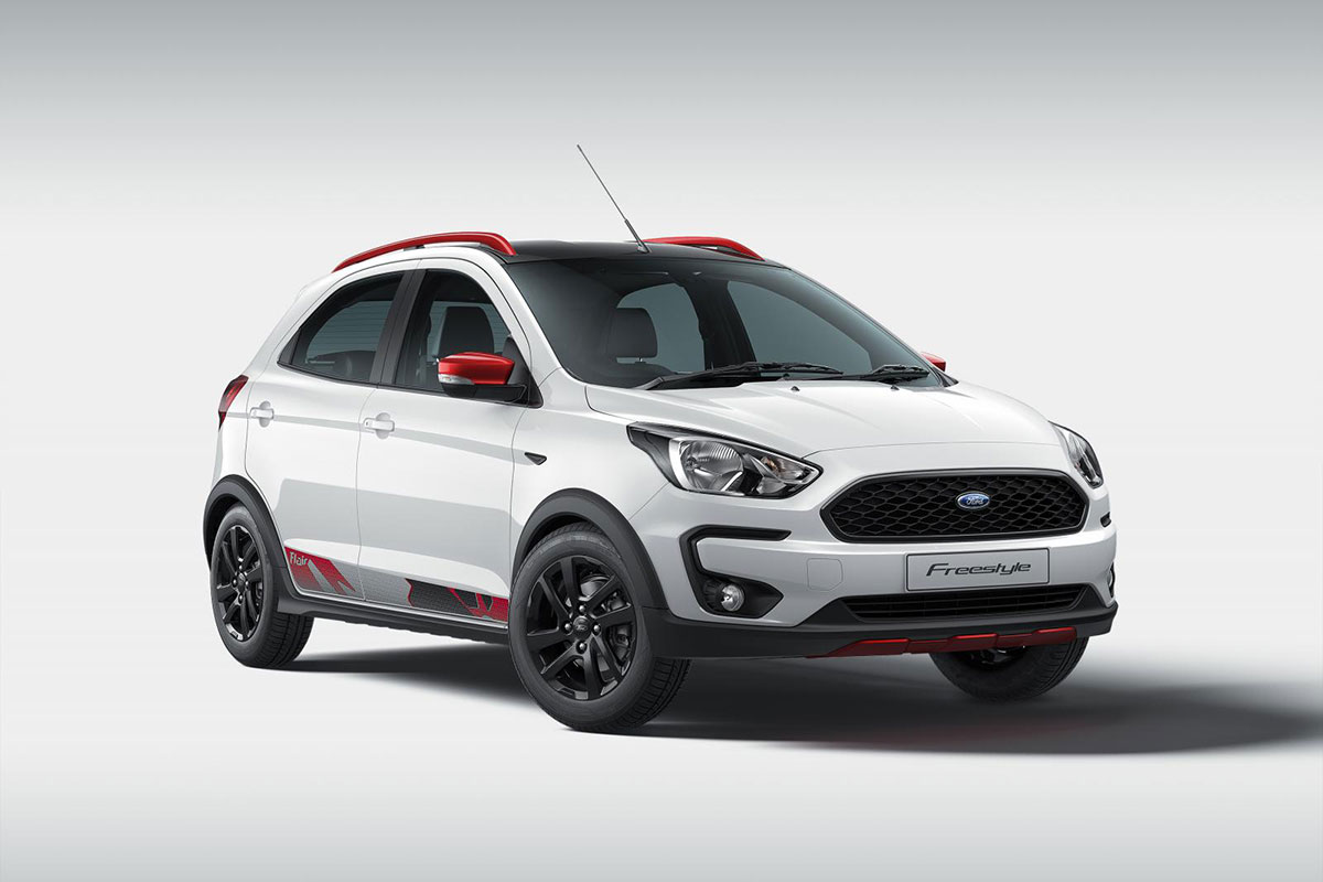 Ford Freestyle Flair 1