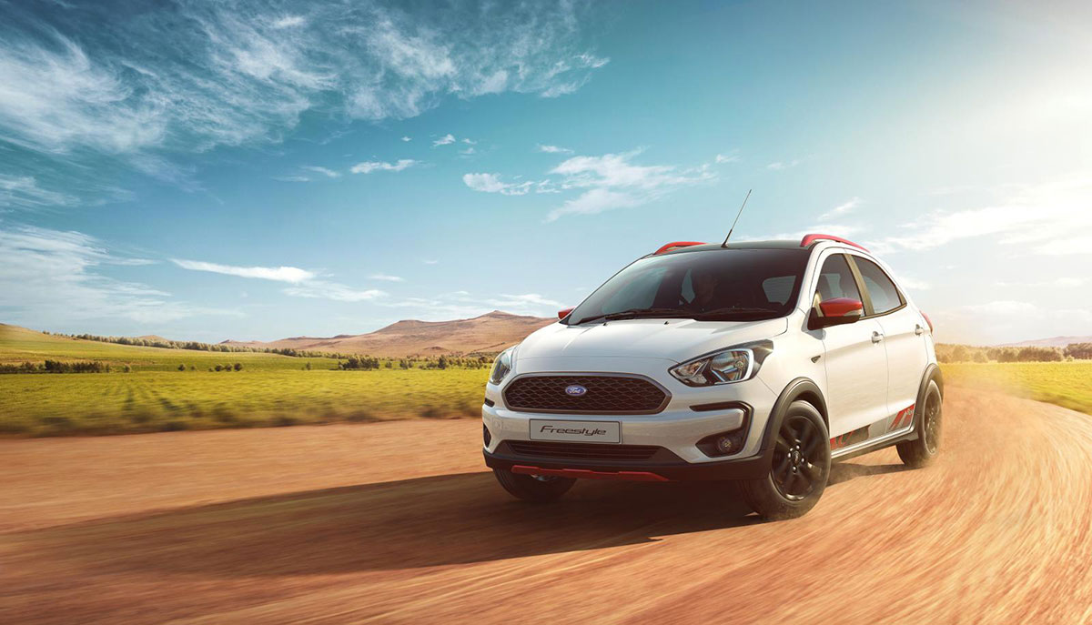 Ford Freestyle Flair 2