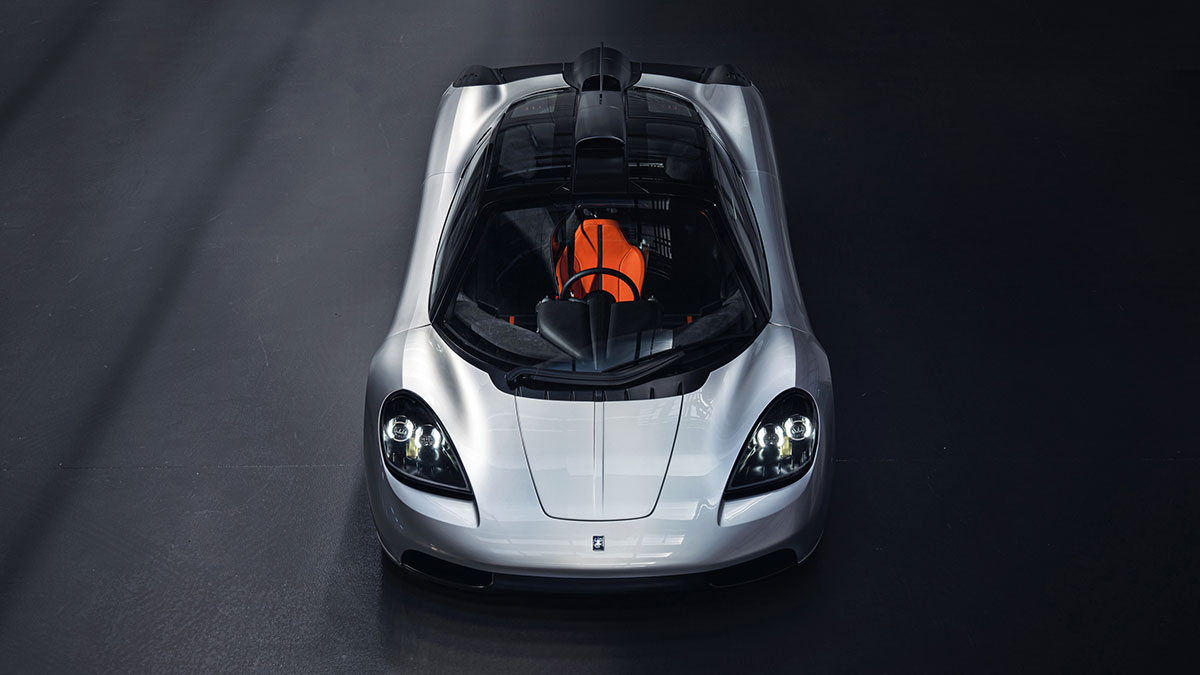Gordon Murray Automotive T 13