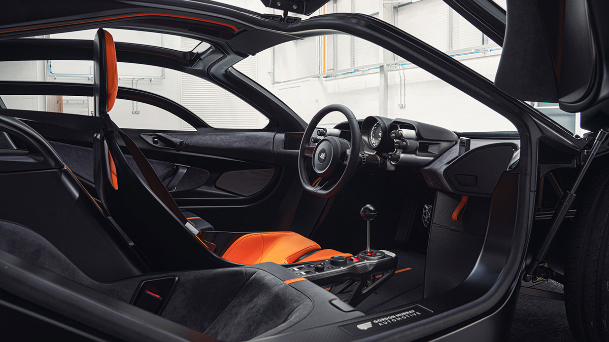 Gordon Murray Automotive T 15