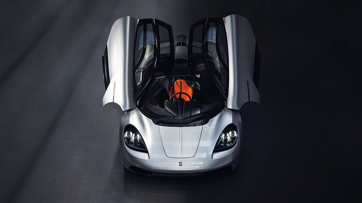 Gordon Murray Automotive T 7