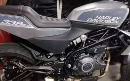 Harley Davidson 338R Spied Featured Image