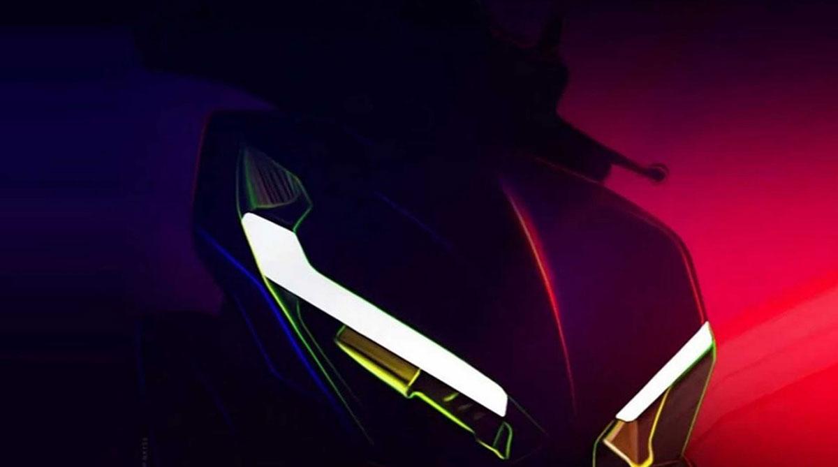 Honda New Scooter Teaser 2