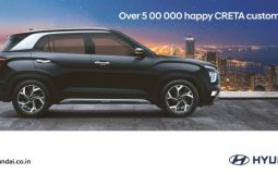 Hyundai Creta Sales Milestone Featured Image