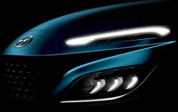 Hyundai Kona Facelift Teased Featured Image