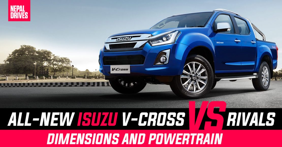 Isuzu Vcross Nepal Rivals Competition Featured Image