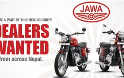 Jawa motorcycle nepal featured image