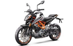 KTM 250 Duke Featured Image