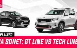 Kia Sonet Nepal GT Line Tech Line Featured Image