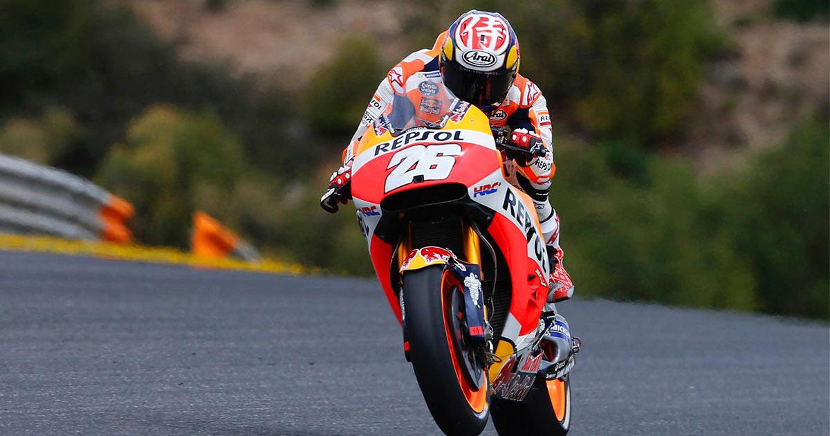 MotoGP 900 Premier Class Milestones Dani Pedrosa