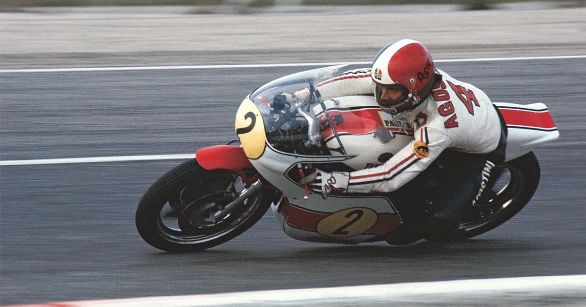 MotoGP 900 Premier Class Milestones Giacomo Agostini