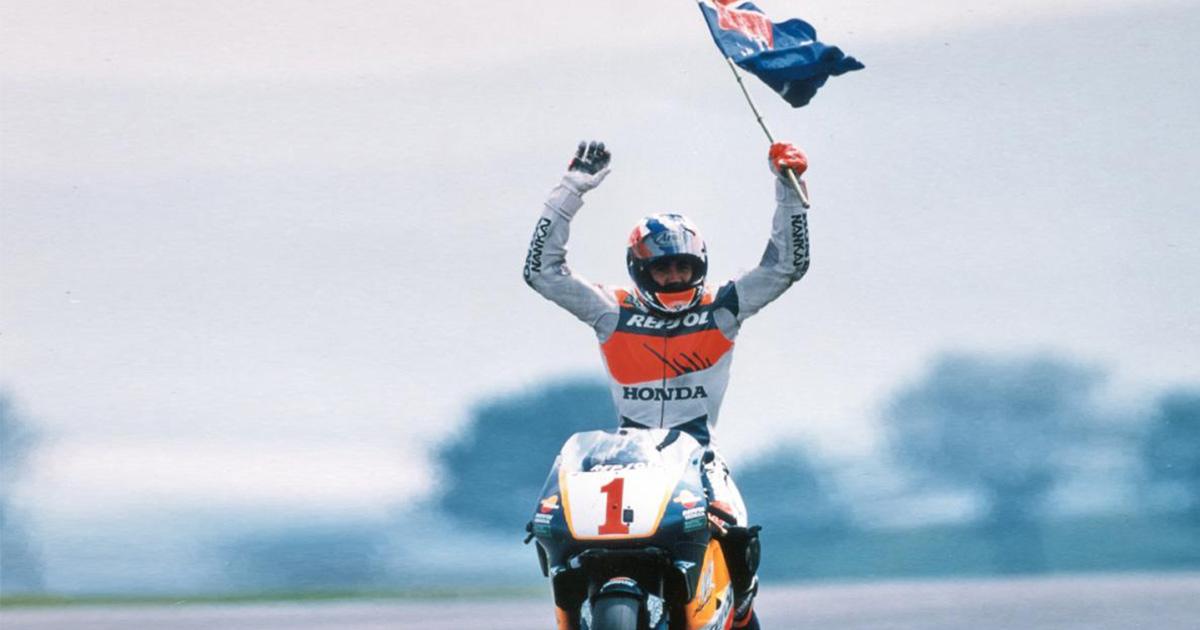 MotoGP 900 Premier Class Milestones Mick Doohan