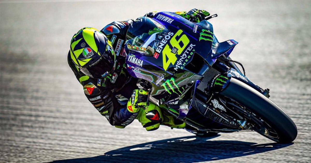 MotoGP 900 Premier Class Milestones Valentino Rossi