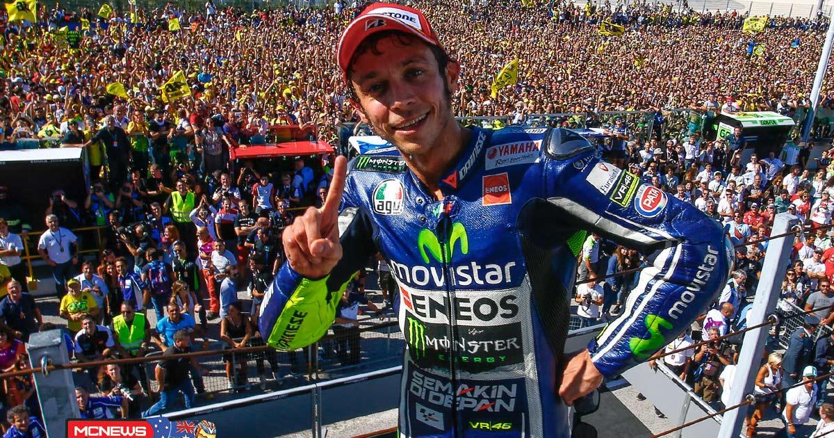 MotoGP 900 Premier Class Milestones Valentino Rossi2