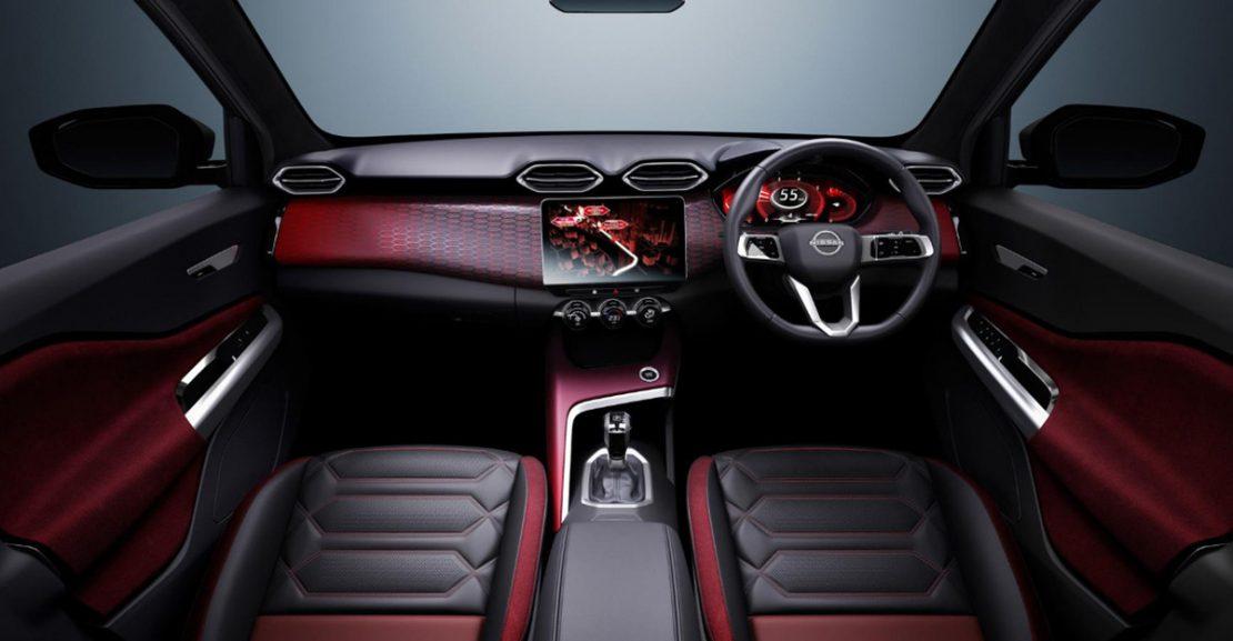 Nissan Magnite Interior Images Revealed Featured Image