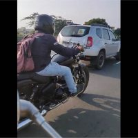 Royal Enfield 650 Cruiser Spied Featured Image