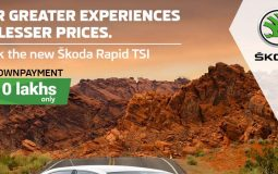 Skoda Rapid Booking Featured Image