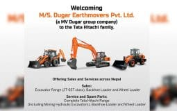 Tata Hitachi MV Dugar Group Nepal Featured Image