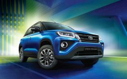Toyota Urban Cruiser Compact SUV India Hero Image
