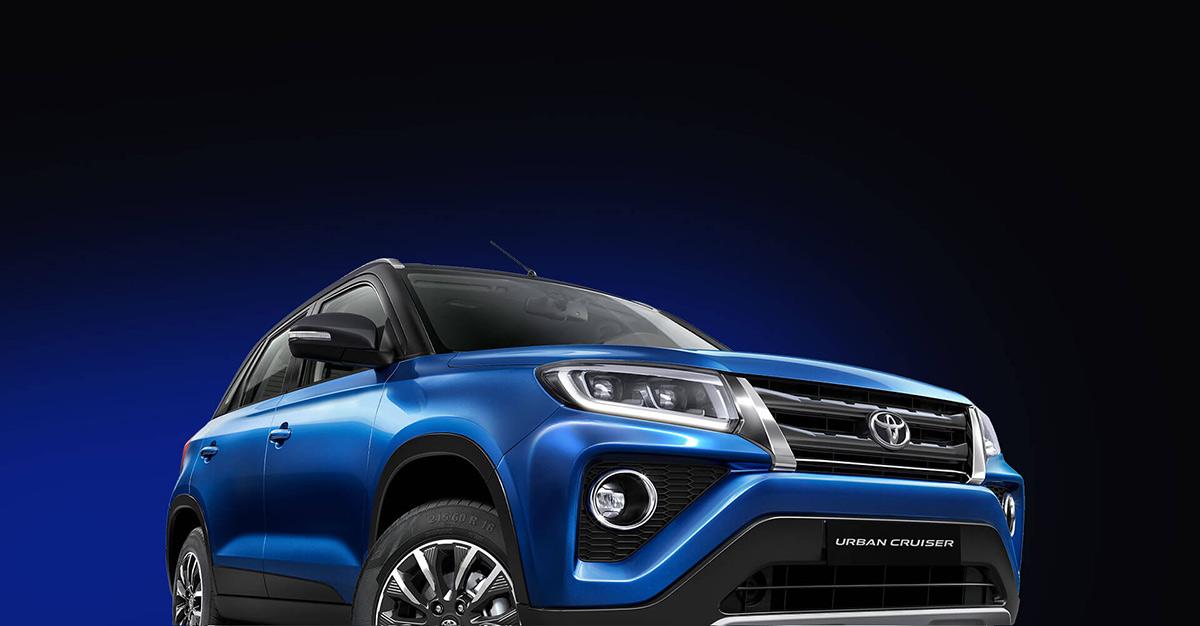 Toyota Urban Cruiser Compact SUV India Image3