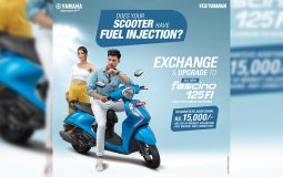 Yamaha Fascino Exchange Offer Featured Image