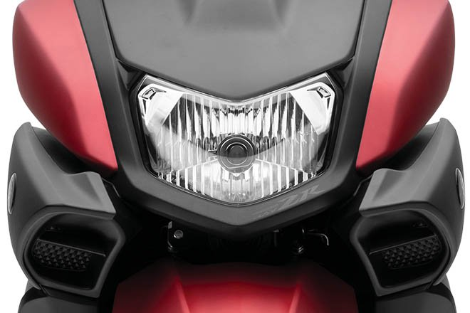 2020 Yamaha Rayzr FI BS6 Nepal Launch Teaser Updated headlamps Image