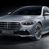 2021 Mercedes Benz S Class Featured Image