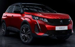 2021 Peugeot 3008 Featured Image