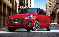 2021 Suzuki Swift Facelift Europe Featured Image