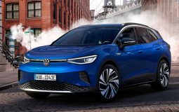 2021 Volkswagen ID4 Electric Crossover Featured Image